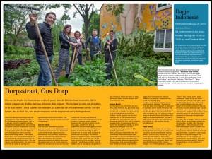 artikel Tuin der lusten, Wijkgericht Binnenstad, juni 2014